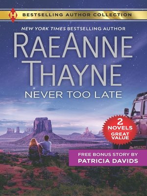 cover image of Never Too Late & His Bundle of Love