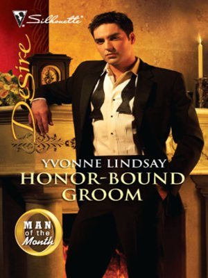 cover image of Honor-Bound Groom