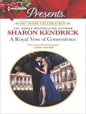 cover image of A Royal Vow of Convenience