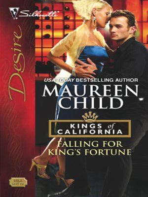 cover image of Falling for King's Fortune