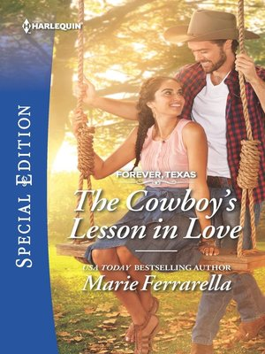 cover image of The Cowboy's Lesson in Love