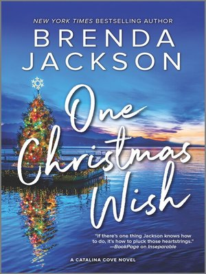 cover image of One Christmas Wish--A Novel