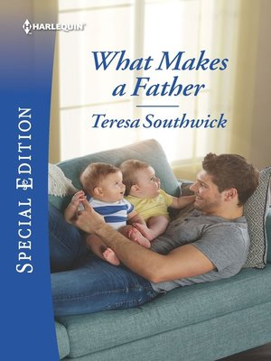 cover image of What Makes a Father