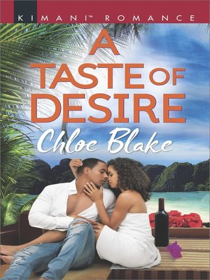 cover image of A Taste of Desire