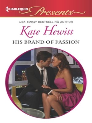 cover image of His Brand of Passion