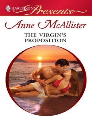 cover image of The Virgin's Proposition