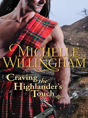 cover image of Craving the Highlander's Touch