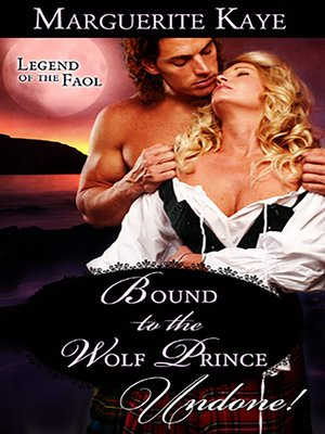 cover image of Bound to the Wolf Prince