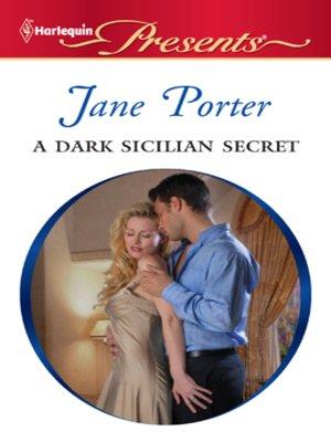 cover image of A Dark Sicilian Secret