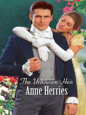 cover image of Unknown Heir