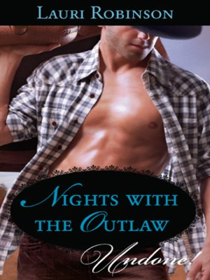 cover image of Nights with the Outlaw