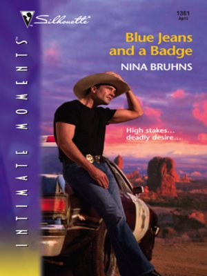 cover image of Blue Jeans and a Badge