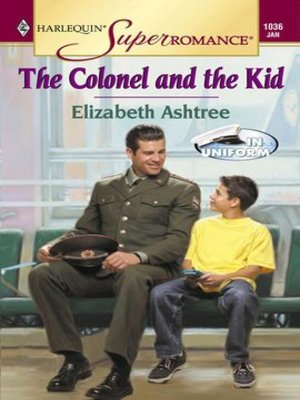 cover image of The Colonel and the Kid