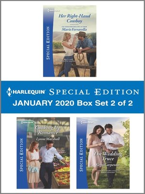 cover image of Harlequin Special Edition January 2020--Box Set 2 of 2