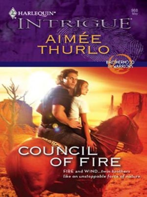 cover image of Council of Fire