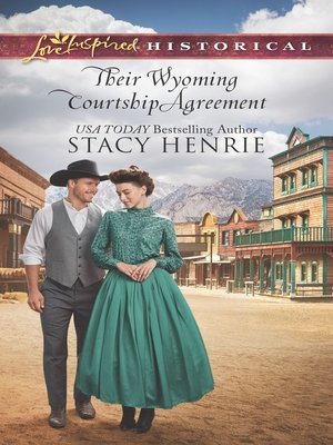 cover image of Their Wyoming Courtship Agreement