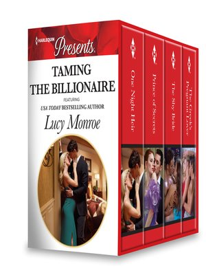cover image of Taming the Billionaire Box Set--An Anthology