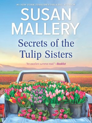 cover image of Secrets of the Tulip Sisters