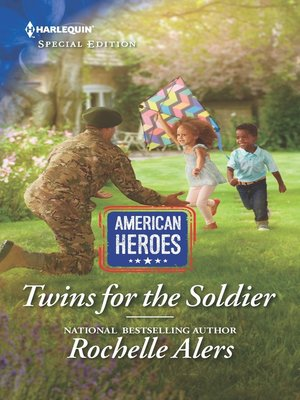 cover image of Twins for the Soldier