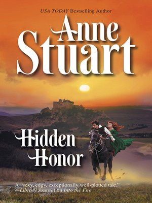 cover image of Hidden Honor