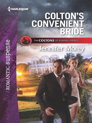 cover image of Colton's Convenient Bride