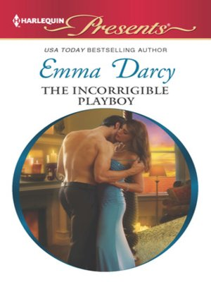 cover image of The Incorrigible Playboy