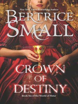 cover image of Crown of Destiny