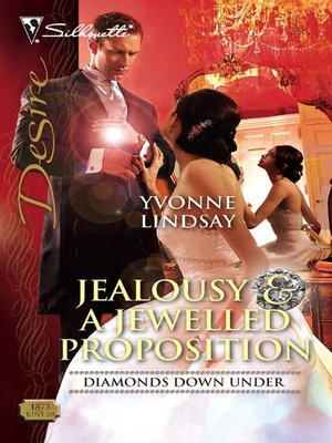 cover image of Jealousy & a Jewelled Proposition