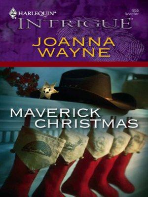 cover image of Maverick Christmas