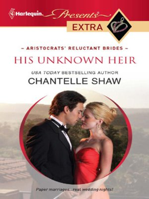 cover image of His Unknown Heir