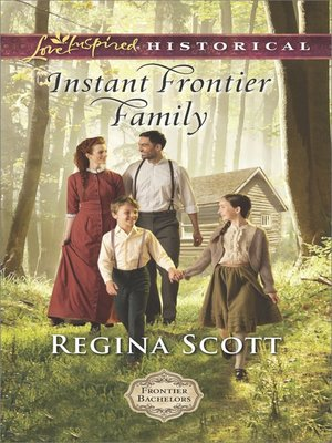 cover image of Instant Frontier Family
