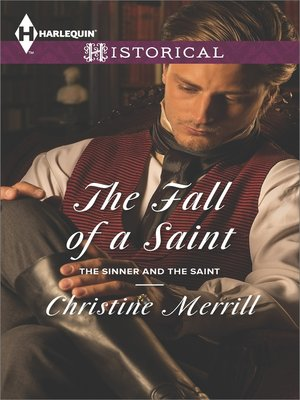 cover image of The Fall of a Saint