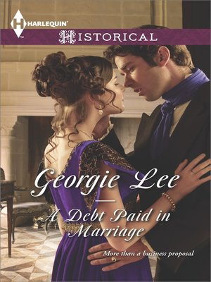 cover image of A Debt Paid in Marriage