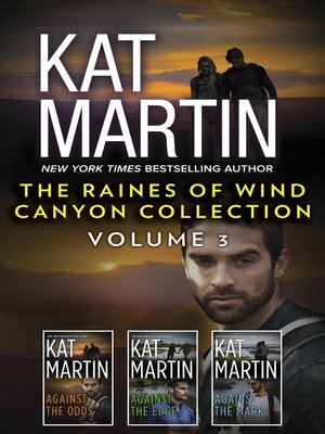 cover image of The Raines of Wind Canyon Collection Volume 3