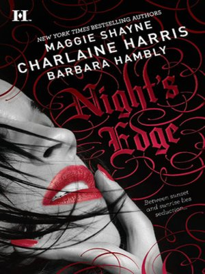 cover image of Night's Edge: Dancers in the Dark\Her Best Enemy\Someone Else's Shadow