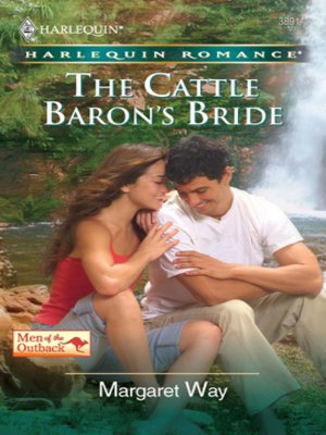cover image of Cattle Baron's Bride