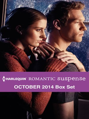 cover image of Harlequin Romantic Suspense October 2014 Box Set: Snowstorm Confessions\A Secret Colton Baby\The Agent's Surrender\Cody Walker's Woman