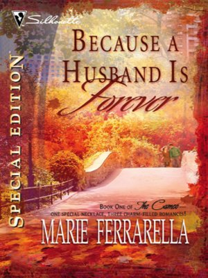 cover image of Because a Husband Is Forever