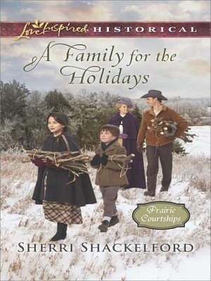 cover image of A Family for the Holidays