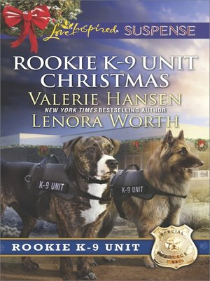 cover image of Rookie K-9 Unit Christmas