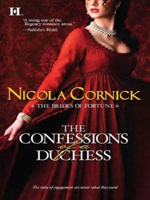 cover image of The Confessions of a Duchess