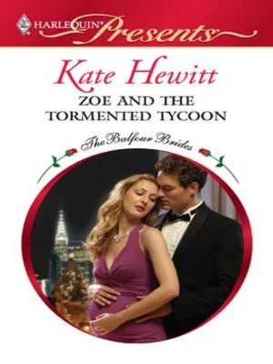 cover image of Zoe and the Tormented Tycoon