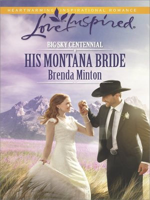 cover image of His Montana Bride