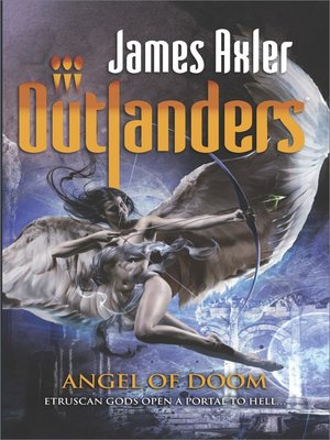 cover image of Angel of Doom