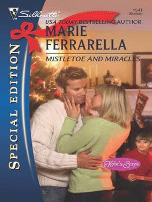 cover image of Mistletoe and Miracles
