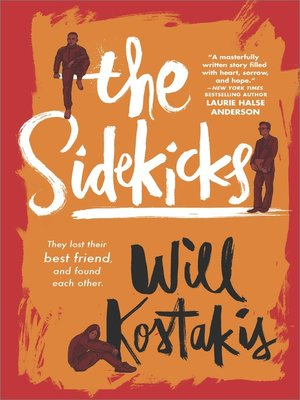 cover image of The Sidekicks
