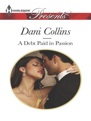 cover image of A Debt Paid in Passion