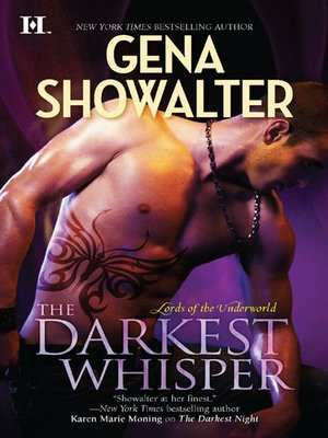 cover image of The Darkest Whisper