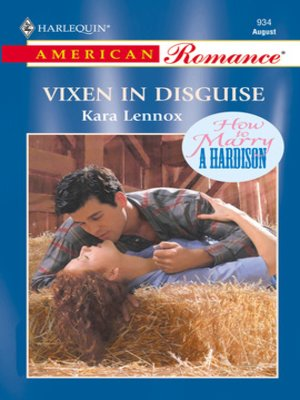 cover image of Vixen in Disguise