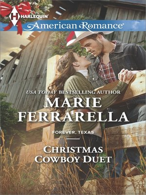 cover image of Christmas Cowboy Duet